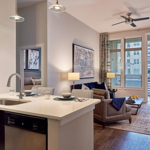 Evolution at Towne Centre Maryland Apartments | Apartment Gallery6